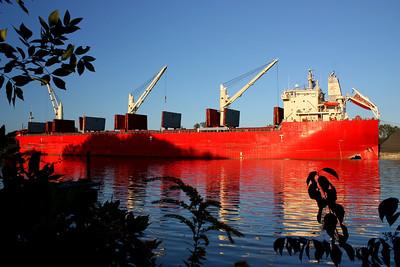 """""""Federal Oshima"""" Dockside!"""