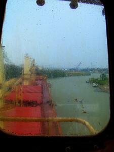 One More Rainy Window View!