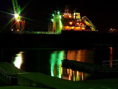 Dockside Night!