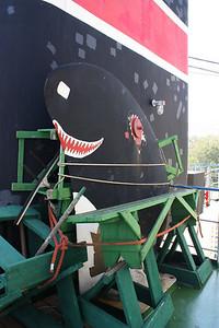 Sharky or Shamu!
