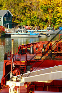 'M/V Federal Katsura' - Shot Across the Port Bow!
