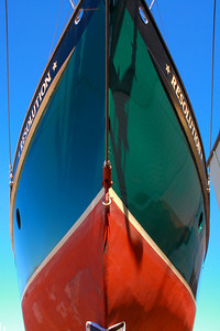 'S/V Resolution' - Striking Lines of the Bow!