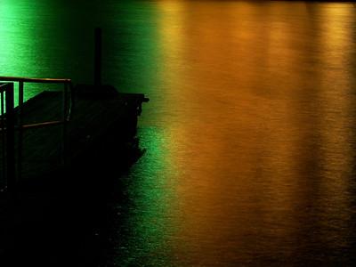 Dockside Color!