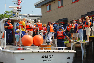 USCG Station Lorain - Open House 2010
