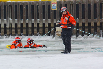 Brrrr.... Ice Rescue Training!