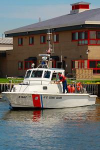 USCG Station Lorain - 41 Foot Utility Boat (UTB)