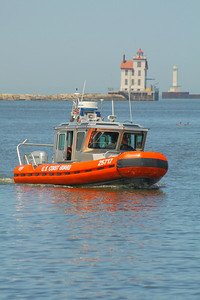 USCG Station Lorain - 25 Foot Defender Class Boat (RB-HS/RB-S)