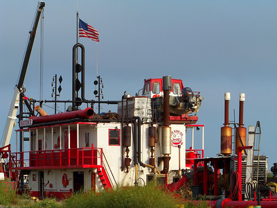 "The Dredge ""Buxton II"""