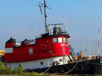 "Tugboat ""Matt Allen"""