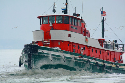 Mighty Tug 'Ohio' - 107 Years Strong!