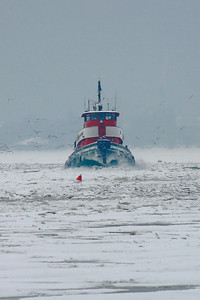 G-Tug 'Ohio' - In the Grasp of Winter! #107