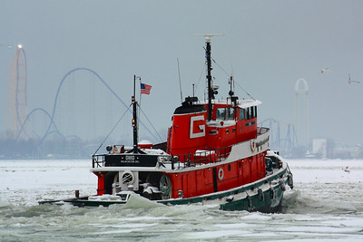 G-Tug 'Ohio' - Breakin' Ice!