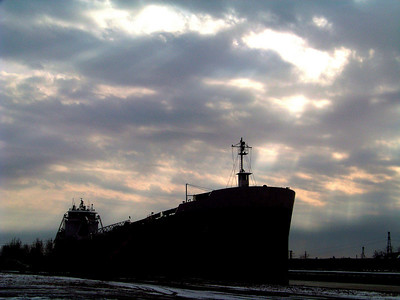 Freighter Rays!