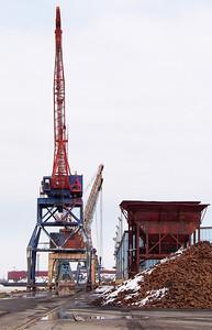 Dockside Cranes!