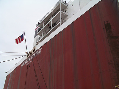 Towering Flag and Stern!