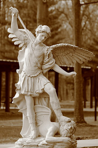 St. Michael the Archangel!