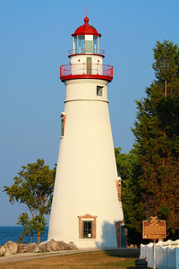 Lake Erie Light - Marblehead, Ohio!