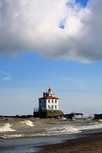 West Breakwater Light - Fairport Harbor, OH