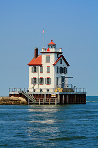 Lorain's Jewel - The West Breakwater Lighthouse!