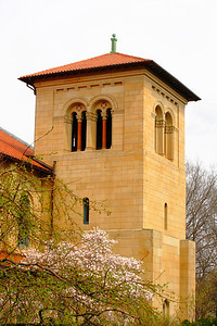 The Bell Tower - 'Finney Chapel' at Oberlin College!