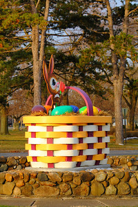 'The Easter Basket' at Lorain's Lakeview Park!