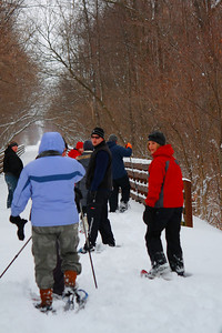 Snowshoe Hiking - Lorain County Metroparks 'Outdoor Adventure' Series!