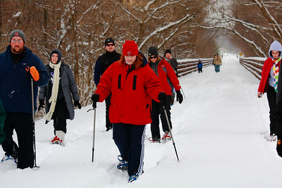 Lorain County Metroparks 'Outdoor Adventure' Series - Snowshoe Hiking!