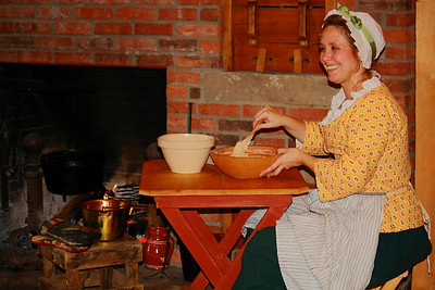 Open Hearth - Cooking the 1860's Way!