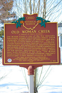 All about 'Old Woman Creek'!