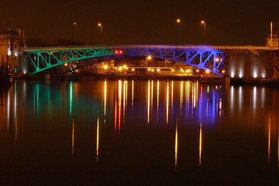 "Lorain's ""Charles J. Berry"" Bascule Bridge!"