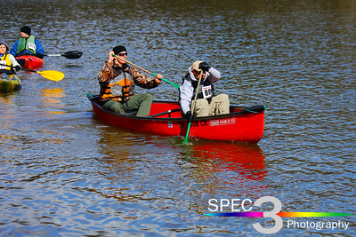Fun for Kayaks & Canoes! Keel-Haulers 'Vermilion River Race' 2011  © 2011 Paul L. Csizmadia / Spec3 Photography  All Rights Reserved  No Use Allowed without Permission