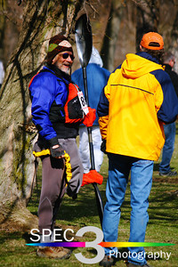 A Little Time to Chat! Keel-Haulers 'Vermilion River Race' 2011  © 2011 Paul L. Csizmadia / Spec3 Photography  All Rights Reserved  No Use Allowed without Permission