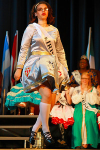 2010 Lorain International Festival - An Irish Princess Dances!