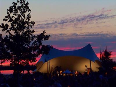 Sunset Concert!