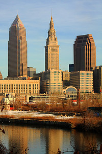 Cleveland's Big 3 - In the Morning!