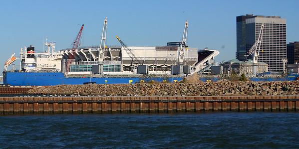 "Cleveland ""Docks""!"