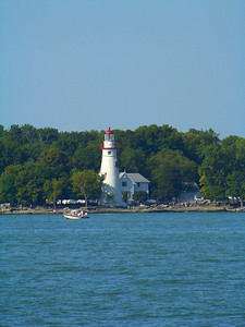 Marblehead Light on the Water!