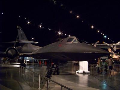 Lockheed SR-71A!
