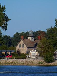 """Lighthouse at """"Cedar Point""""!"""