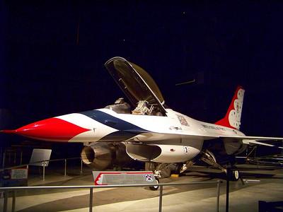 First Thunderbird Falcon!