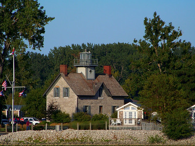 """Cedar Point"" Lighthouse!"