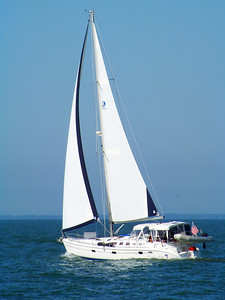 Island Sailing!