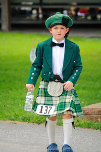 Ohio Scottish Games 2010 - Dressed for the Occasion!