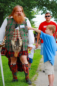 Ohio Scottish Games 2010 - Learning About Scottish Culture!