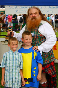 Ohio Scottish Games 2010 - Events and Fun for All Ages!