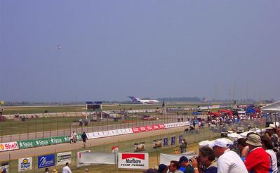 Airport Raceway!