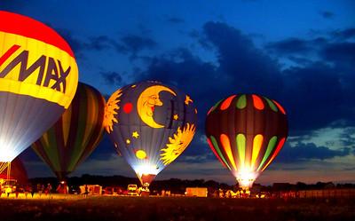 Glow Across the Sky!