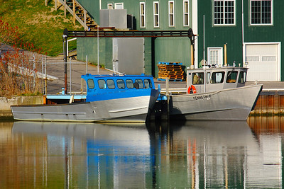 King Fishery - Fishing Boats 'Ray F' & 'Kenneth K'!