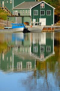 King Fishery - 'Scene' Across the River!