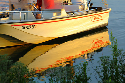 A 'Whaler' of a Reflection!